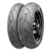 Continental Sport Attack 2 Hypersport 200/55ZR17 Rear Tire
