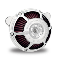 Performance Machine Max HP Air Cleaner Chrome