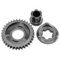 Twin Power Compensating Sprocket Kit 34 Tooth