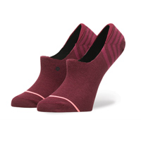 Stance Women's Invisible Uncommon Wine Socks