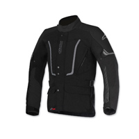 Alpinestars Men's Vence Drystar Black Jacket