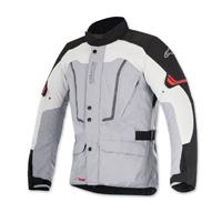 Alpinestars Men's Vence Drystar Gray/Black Jacket