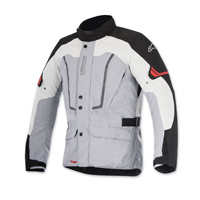Alpinestars Men's Vence Drystar Gray/Black Jacket