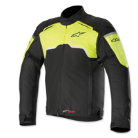 Alpinestars Men's Hyper Drystar Black/Yellow Jacket