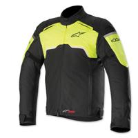 Alpinestars Men's Hyper Drystar Black/Yellow Jacket