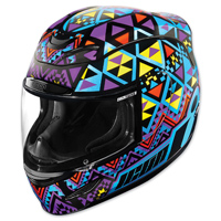 ICON Airmada Georacer Full Face Helmet