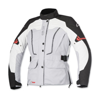 Alpinestars Women's Stella Vence Drystar Gray/Black Jacket