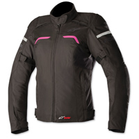 Alpinestars Women's Stella Hyper Drystar Black/Purple Jacket