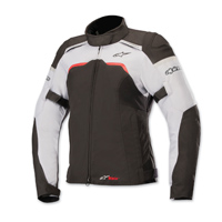 Alpinestars Women's Stella Hyper Drystar Black/Gray Jacket