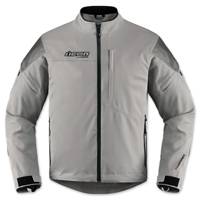 ICON Men's Tarmac Gray Jacket