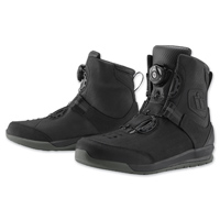 ICON Men's Patrol 2 Black Boots