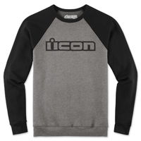 ICON Men's OG Gray Fleece Sweatshirt