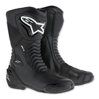Alpinestars Men's SMX-S Black Boots