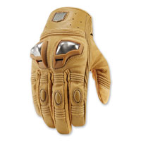 ICON One Thousand Men's Retrograde Tan Gloves