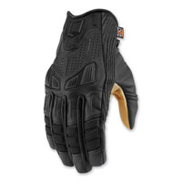ICON One Thousand Men's Axys Black Gloves