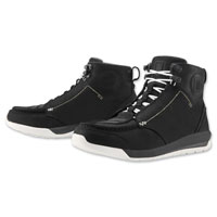 ICON Men's Truant 2 Black Boots