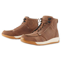 ICON Men's Truant 2 Brown Boots
