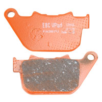 EBC Semi Sintered Brake Pads