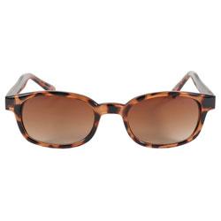 Original KD's Tortoise Frame Sunglasses