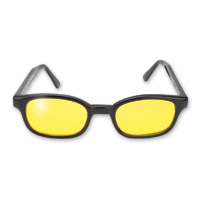 Original KD's Yellow Lens Sunglasses