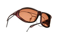 Live Eyewear Vistana Polarized Fits Over Sunglasses