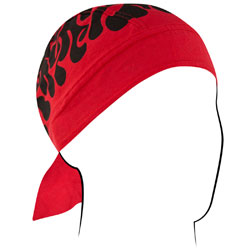 ZAN headgear Flames Head Wrap