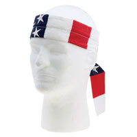 ZAN headgear American Flag Cooldanna