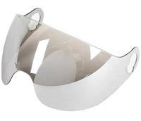 Nolan N20 Metallic Silver Faceshield