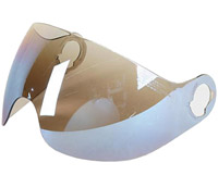 Nolan N20 Metallic Blue Faceshield