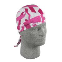 ZAN headgear Breast Cancer Awareness Flydanna