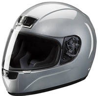 Z1R Phantom Silver Full Face Helmet