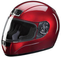 Z1R Phantom Burgundy Full Face Helmet