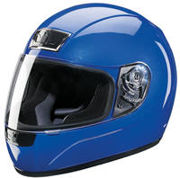 Z1R Phantom Blue Full Face Helmet