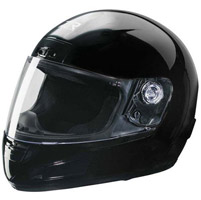 Z1R Junior Strike Black Full Face Helmet