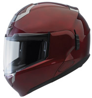 Scorpion EXO-900 Black Cherry Transformer Helmet