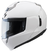 Scorpion EXO-900 White Transformer Helmet