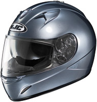 HJC IS-16 Anthracite Full Face Helmet with S