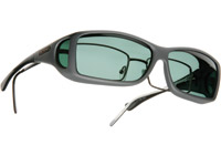 Cocoons Slate Sunglasses w/ Gray Lens