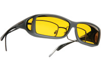 Cocoons Slate Sunglasses w/ Yellow Lens