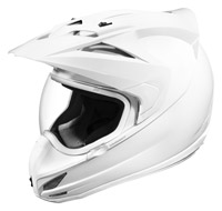 ICON Variant White Full Face Helmet