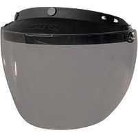 Z1R Universal Three-Snap Smoke Shield Visor