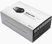 Sena Technologies SMH10 Dual Pack Bluetooth Headset/Intercom