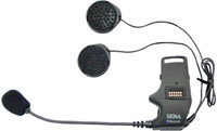Sena Technologies SMH10 Helmet Clamp Kit, Boom Microphone