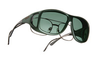 Cocoons Aviator X-Large Ivy Frame Sunglasses