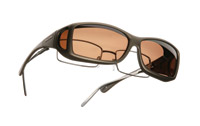 Cocoons Sand Sunglasses w/ Copper Lens
