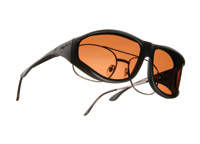 Live Eyewear Soft Touch Black Frame Sunglasses