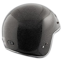 Speed and Strength SS600 Speed Metal Black Helmet