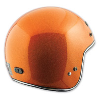 Speed and Strength SS600 Speed Metal Orange Helmet