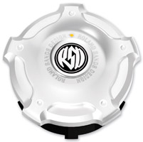 Roland Sands Design Misano Chrome LED Fuel Indicator Gas Cap