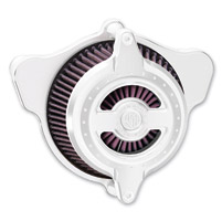 Roland Sands Design Blunt Radial Chrome Air Cleaner Kit